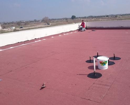 çatı tadilat, çatı yalıtımı